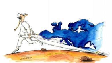 Photo of 'Pandeminin Çizgileri' adlı Karikatür Sergisi Trump AVM'de