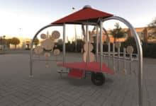 Photo of Dezavantajlı çocuklara seyyar oyun alanı