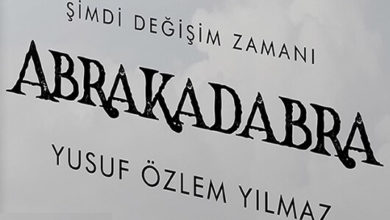 """Photo of Yusuf Özlem Yılmaz'dan """"Abrakadabra"""""""