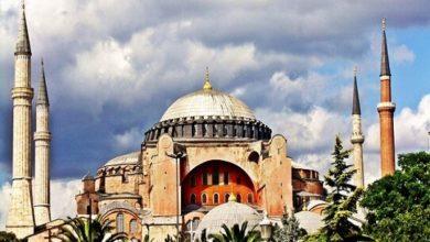 """Photo of """"Ayasofya'nın cami yapılması için ısrarı anlamak mümkün değil."""" diye kim yazmıştı?"""
