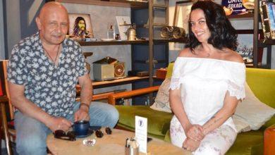 Photo of İki sanatçının dayanışma ruhuna şahit olmak için…
