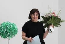 Photo of Ayşe Erkmen'e Ernst Franz Vogelmann Heykel Ödülü