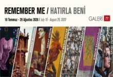 "Photo of Galeri 77'de ""Remember Me"""