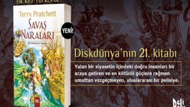 "Photo of Diskdünya'nın 21. kitabı ""Savaş Naraları"" raflarda!"
