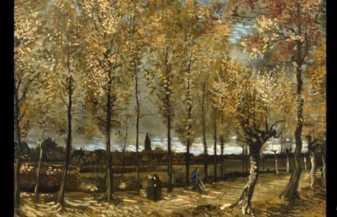 Beethoven müziği ile Van Gogh Resimleri