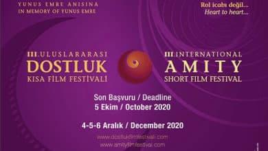Photo of III. Uluslararası Dostluk Kısa Film Festivali Başvuruları