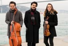 Photo of Bosphorus Trio'nun İlk Albümü