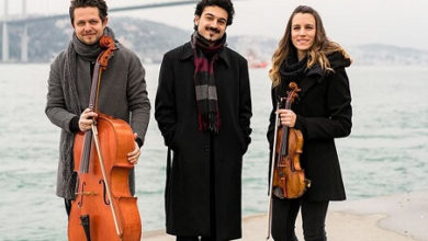 Photo of Bosphorus Trio'nun İlk Albümü