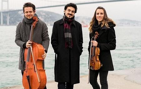 Bosphorus Trio'nun İlk Albümü 1