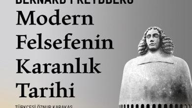 "Photo of ""Modern Felsefenin Karanlık Tarihi"""