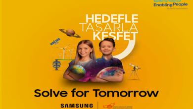 """Photo of """"Solve for Tomorrow"""" bilim yarışması için başvurular"""
