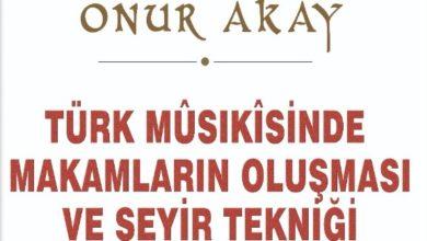 Photo of Onur Akay, konservatuvarlar için ders kitabı yazdı!