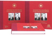 Photo of 'Atatürk'ten Erdoğan'a Cumhurbaşkanlarımız'