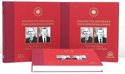 'Atatürk'ten Erdoğan'a Cumhurbaşkanlarımız' 1