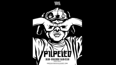 "Photo of Black Flag Art Sergi – Pilpeled ""PILPELED"""