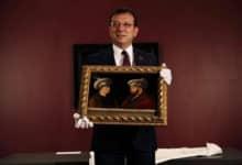 """Photo of """"Fatih Sultan Mehmet"""" tablosunu görmek isterseniz…"""