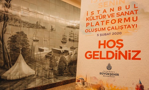 İBB İstanbul Kültür Sanat Platformu Danışma Kurulu belirlendi