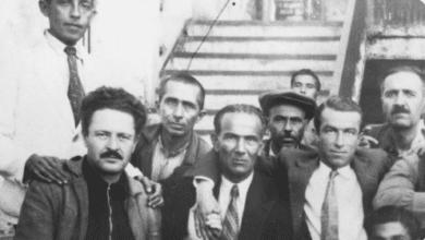 Photo of Orhan Kemal'in Nazım Hikmet'e yazdığı şiir