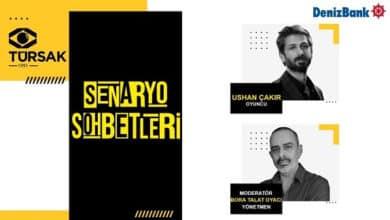 """Photo of Ushan Çakır: """"Senaryo Kabul Etme Kriterim Ne Anlattığıdır"""""""