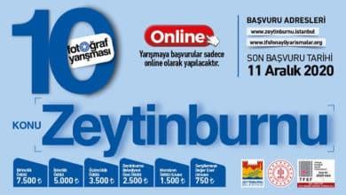 Photo of Zeytinburnu 10'uncu Fotoğraf Yarışması Başladı