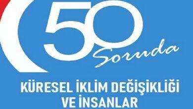 Photo of 50 SORUDA KÜRESEL İKLİM DEĞİŞİKLİĞİ ve İNSANLAR