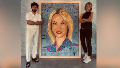 Photo of Değeri 55 bin TL olan portre sahibine teslim edildi!