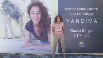 """Photo of İpek Mursaloğlu sergisi """"Yansıma"""" – Korkut Akın yazdı…"""