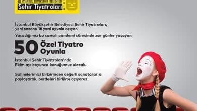 Photo of İstanbul Büyükşehir Belediyesi Şehir Tiyatroları Ekim Ayı Programı