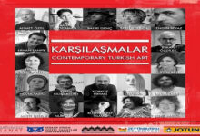 Photo of KARŞILAŞMALAR / CONTEMPORART TURKISH ART SERGİSİ TOPHANE-İ AMİRE'DE