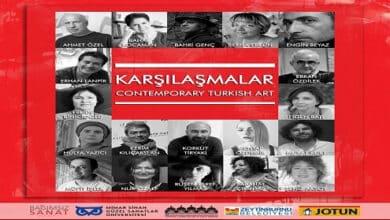 Photo of KARŞILAŞMALAR / CONTEMPORART TURKISH ART SERGİSİ TOPHANE-İ AMİRE'DE