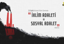 "Photo of 25 Eylül'de ""iklim adaleti sosyal adalettir"""