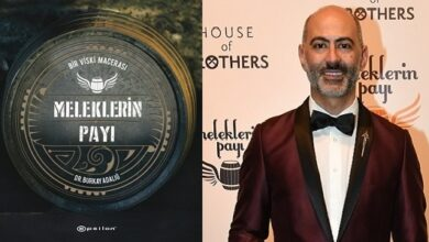 """Photo of Türkçe viski rehberi """"Meleklerin Payı"""""""