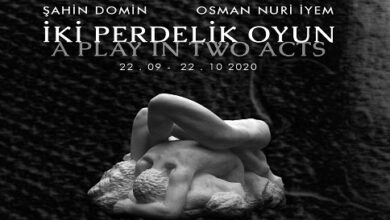 """Photo of Evin Sanat Galerisi Sergi – Şahin Domin ve Osman Nuri İyem """"İki Perdelik Oyun"""""""