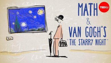 """Photo of Van Gogh'un """"Yıldızlı Gece"""" tablosunun ardındaki beklenmeyen matematik"""