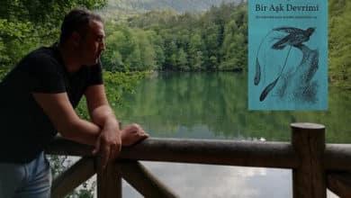"""Photo of FATİH ŞEKER """"BİR AŞK DEVRİMİ"""" ADLI KİTABINI ANLATTI"""