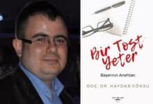 """Photo of Haydar Göksu, """"Bir Tost Yeter"""" Kitabını Anlattı"""