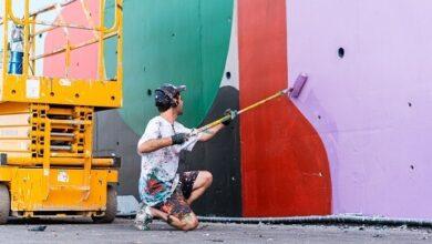 """Photo of """"Konuşan Duvarlar Projesi""""nden Sanatçılar Memnun"""