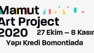 Photo of Mamut Art Project 2020 İçin 1500 Başvuru Yapıldı