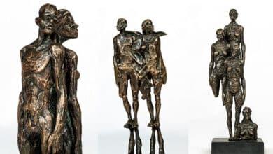 """Photo of Galeri Selvin Heykel Sergisi – Ozan Ünal """"Çünkü bu bir oyun"""""""