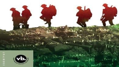 Photo of Birinci Dünya Savaşı'nın cephe hattından dizeler